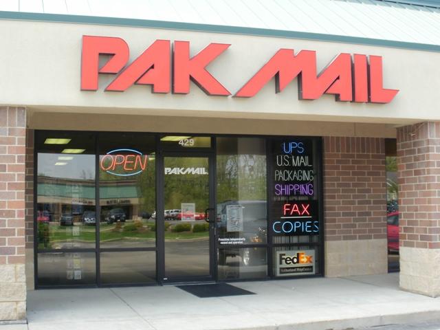Pak Mail Fort Wayne